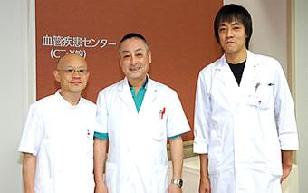 血管疾患センタースタッフ