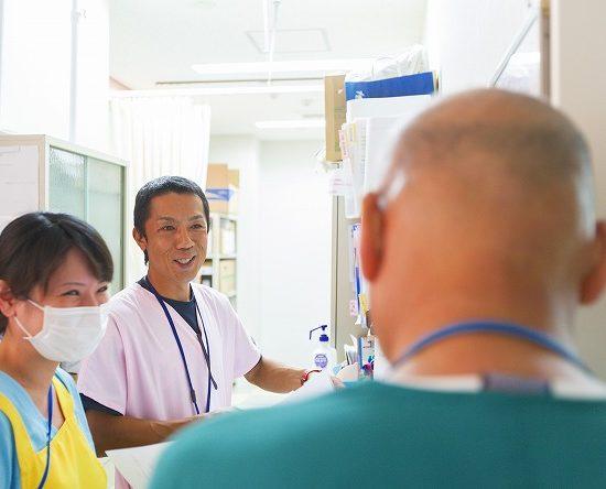 病棟看護師の1日:日勤業務