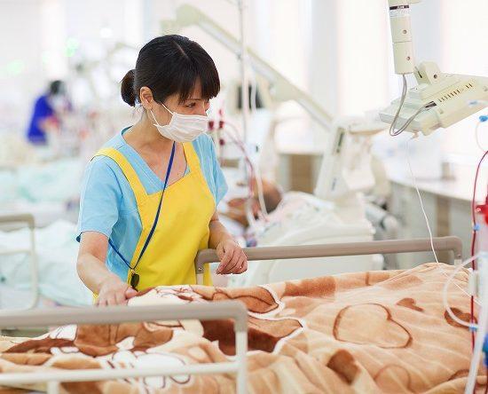 病棟看護師の1日:夜勤業務